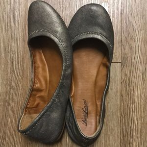 Lucky Brand Shoes - Lucky Brand Emmie Ballet Flats in Pewter